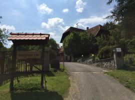 Country House Stoljetna Vila, Seona (рядом с городом Našice)