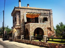 Niko's Stone Guest House, Plitra