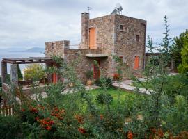 Villa Petra, Kapótidhes (рядом с городом Tzíkidhes)