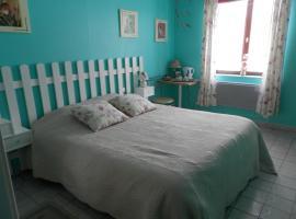 Chambres et Table d'Hôtes Les Trois Marquets, Bourthes