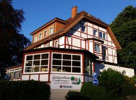 Landgasthaus Zu den Erdfällen, Bad Pyrmont (Aerzen yakınında)