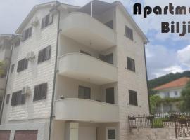 Apartments Biljic, Bijela