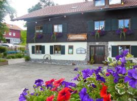Landgasthaus Mittelallgäu, Betzigau (Görisried yakınında)