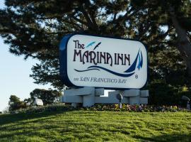 The Marina Inn On San Francisco Bay Leandro