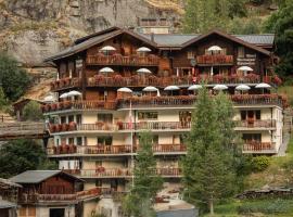 Hotel Edelweiss, Blatten im Lötschental