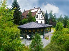 Penzion Restaurant Im Gruenen Tal, Neualbenreuth (Wondreb yakınında)