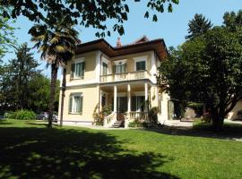 Villa D'Azeglio, Albiano d'Ivrea (Vestignè yakınında)