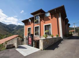 Hotel La Casona de Llerices, Llerices (Covadonga yakınında)