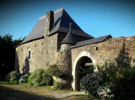 Manoir de Barbotin, Ploërmel (рядом с городом La Chapelle)
