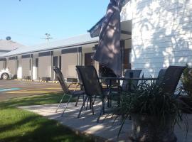 Verandah Motel, Gympie (Tamaree yakınında)