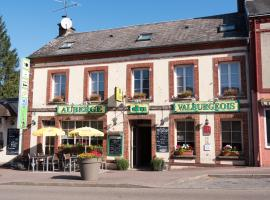 Logis Auberge du Valburgeois, Sainte-Gauburge-Sainte-Colombe (рядом с городом Mahéru)