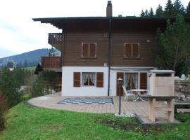 Annemarie, Schwarzsee