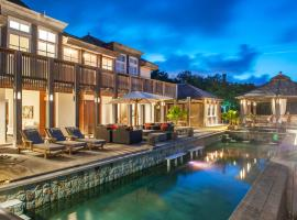 Villa L'Oasis, Oranjestad