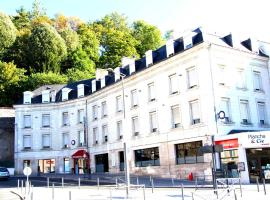 Inter-Hotel Poitiers Continental