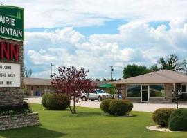 Prairie Mountain Inn, Dauphin (Near Riding Mountain National Park)