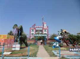 Hotel JK Palace, Chakan