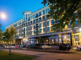Tom River Plaza Hotel, Kemerovo