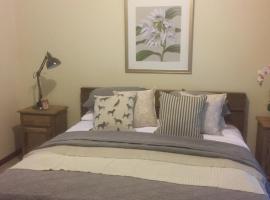 Helen's Luxury Hut, Enfield (Durham Lead yakınında)