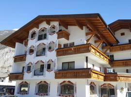 Alpenhotel Gurgltalblick, Нассерайт