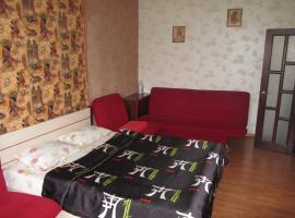 Apartment on Nezavisimosti 60, Minsk (Malyavshchina yakınında)
