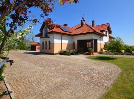 Villa Cis, Darłowo