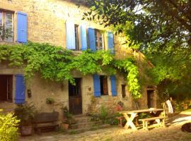 Le Mas De Jammes, Villeneuve-d'Aveyron (рядом с городом Pachins)