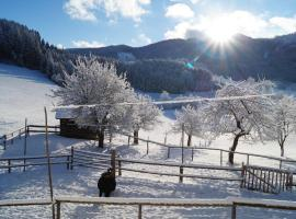 Urlaub am Bauernhof Grub, Göstling an der Ybbs (Stixenlehen yakınında)