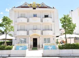 Hotel Marina, Riccione (Berdekatan Fogliano Marina)
