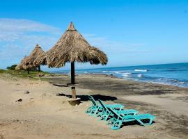 Trujillo Beach Eco-Resort, Barra de Chapagua (рядом с городом Trujillo)