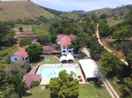 Fazenda Hotel Jatahy, Cavaru (Paraíba do Sul yakınında)