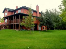 South Africa House Guest Lodge, Wainwright