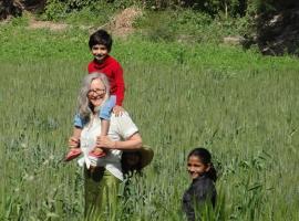 Village Stays Dudore, Mānda (рядом с городом Awa)