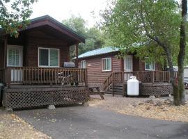 Russian River Camping Resort Studio Cabin 4
