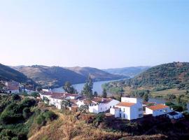 Casa de los Curas, Puerto de la Laja (El Granado yakınında)