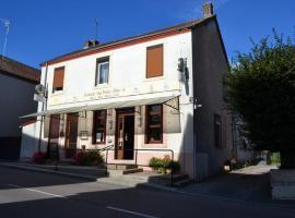 Auberge du Vieux Moulin, Le Breuil (рядом с городом Saint-Laurent-d'Andenay)