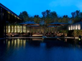 The Puli Hotel And Spa, Shanghai