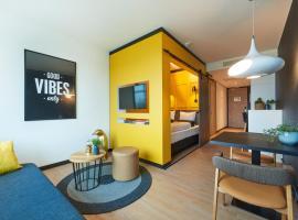 Cityden Up Amsterdam South Hotel Apartments, Amstelveen