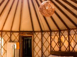 Paihuen Yurts & turismo, Lechagua (Chepu yakınında)