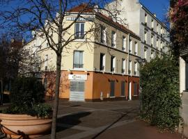 Hotel Moderne, Issy-les-Moulineaux