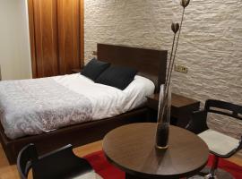 Hotel El Castillo, Ponferrada (San Esteban de Valdueza yakınında)
