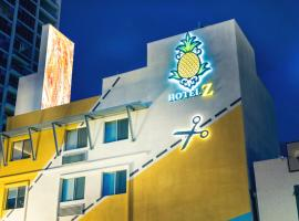 Staypineapple at Hotel Z, San Diego