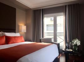 De 6 Beste Hotels in de buurt van: station Retiro, Buenos ...