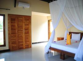 Angin Surga Home Stay Pemuteran Bali