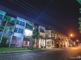 Hotel Sandrini, Tubarão (Rio do Pouso yakınında)