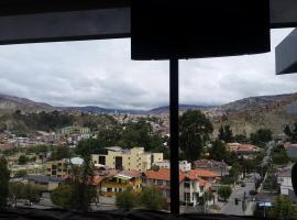 Lindo Departamento Studio, La Paz (Aranjuez yakınında)
