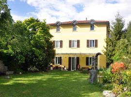 Villa del Gusto, Bellinzona (Lumino yakınında)