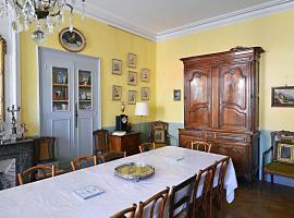 Les chambres de l'antiquaire, Aguessac