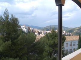 Hotel Llucena, Lucena del Cid (Argelita yakınında)