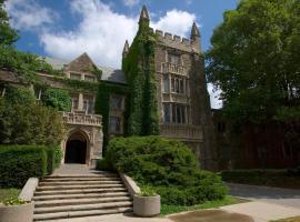 McMaster University, Hamilton (Dundas yakınında)