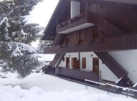 Titti house Cortina Dolomites